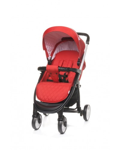 Carucior sport Atomic 4Baby Red