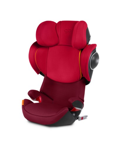 SCAUN AUTO CU ISOFIX GB ELIAN-FIX DRAGONFIRE RED