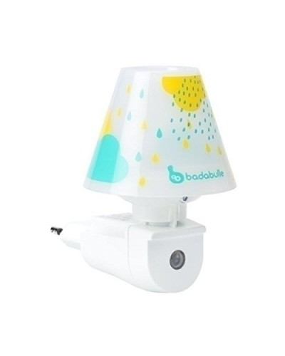 Badabulle–B015011–Lampa automata Night Shade Blue