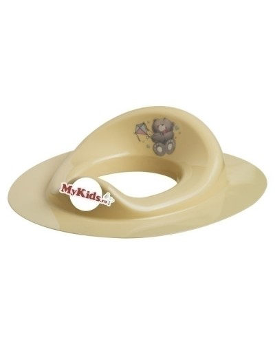 Reductor wc toaleta copii MyKids Bears Beige