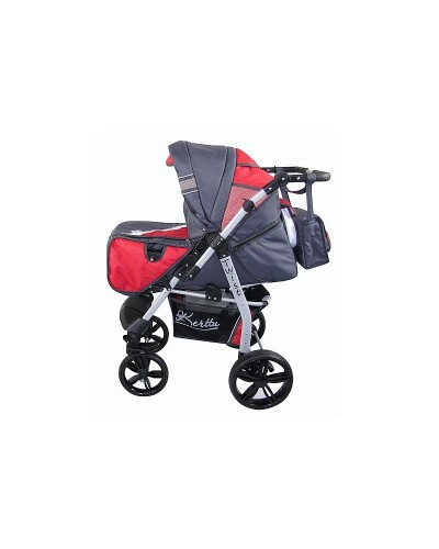 Carucior Kerttu Twist-R multifunctional 2 in 1