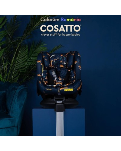 Scaun auto 0-36 kg Isofix Cosatto All in all Rotate One The Prowl