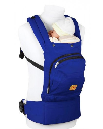 Babygo-Marsupiu Anatomic Cangoo Active Air Navy