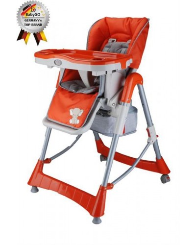 Babygo-Scaun De Masa Tower Maxi Orange