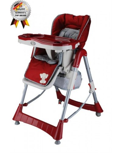 Babygo-Scaun De Masa Tower Maxi Red