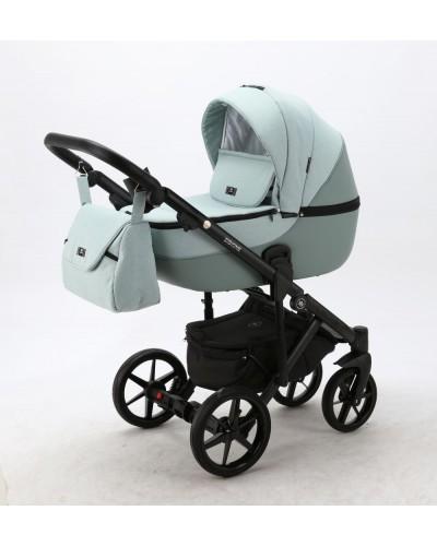Carucior copii 3 in 1 Bibione Adamex Mint PS25
