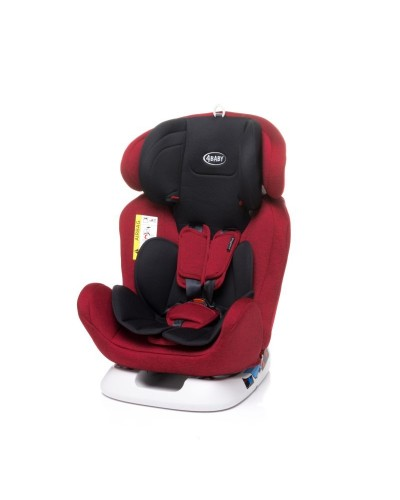 Scaun Auto 0-36 kg Captiva 4Baby Red