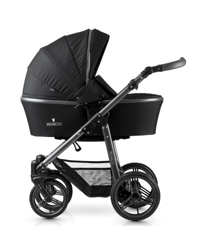 Carucior 3 in 1 Venicci Carbo Black