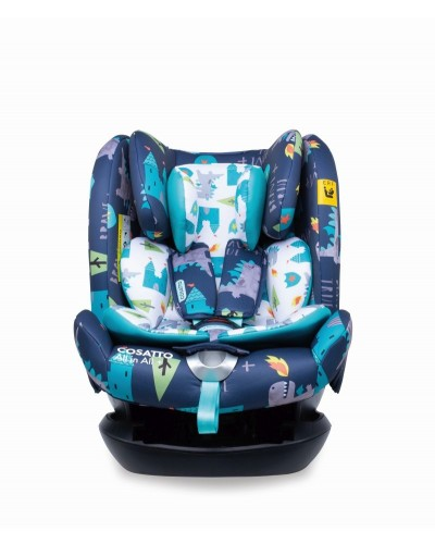 Scaun auto 0-36 kg Isofix Cosatto All in all Plus Dragon Kingdom