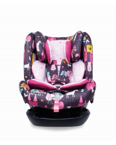 Scaun auto 0-36 kg Isofix Cosatto All in all Plus Unicorn Land