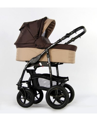 Carucior 3 in 1 Danco Classic Brown