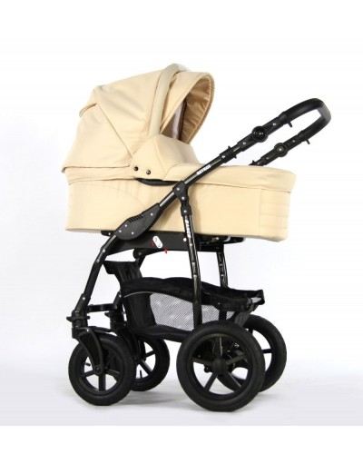 Carucior 3 in 1 Danco Cream Beige