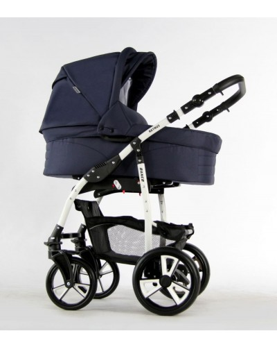 Carucior 3 in 1 Danco Blue Jeans