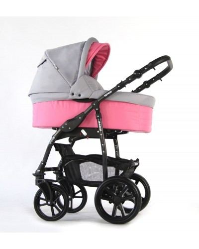 Carucior 3 in 1 Danco Pink Princess