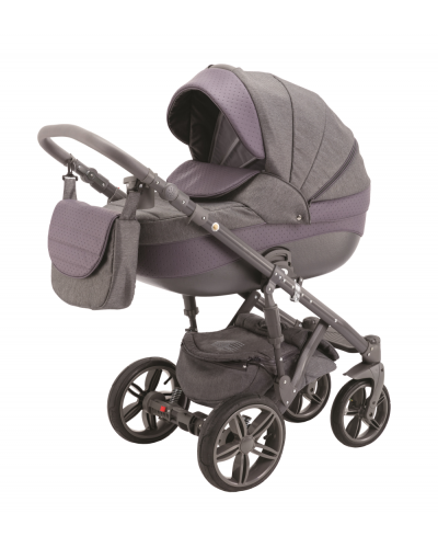 Carucior 3 in 1 Encore Adamex Dark Purple X39