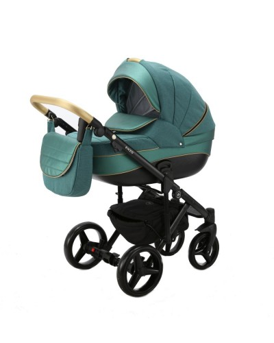 Carucior 3 in 1 ENZO Adamex Green Art EN1