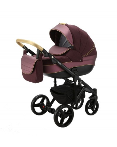 Carucior 3 in 1 ENZO Adamex Dark Cherry EN2