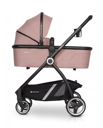 Carucior 2 in 1 Crox Eurocart Rose