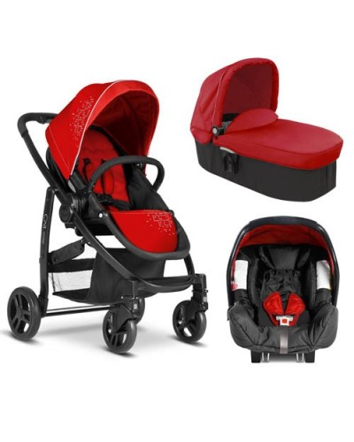 Carucior Evo 3 in 1 Chilli Graco