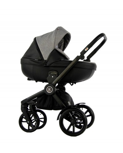 Carucior 3 in 1 Makan Retrus Black Beauty