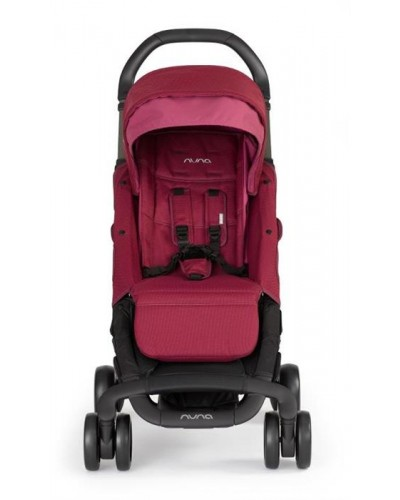 Nuna-Carucior Ultracompact Pepp Luxx Raspberry