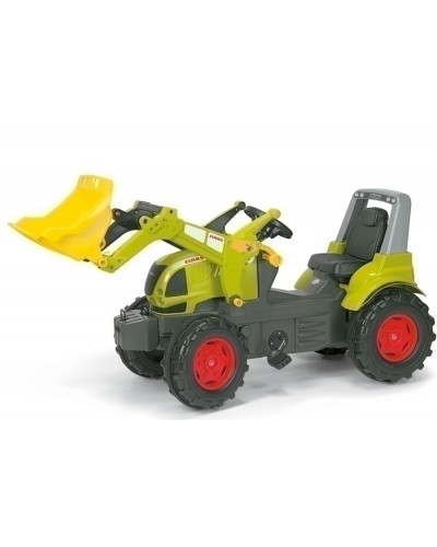 Tractor Cu Pedale Copii ROLLY TOYS 710232 Verde