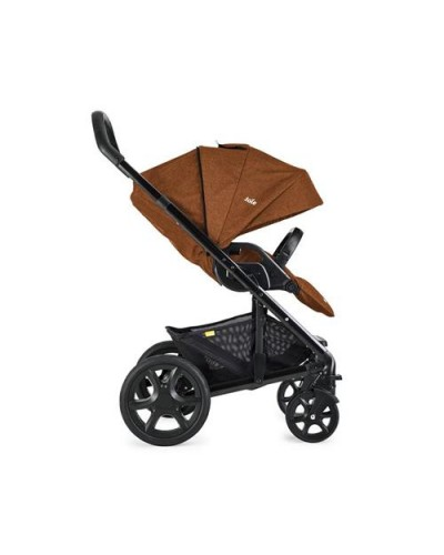 Joie-Carucior multifunctional Chrome Deluxe Rust