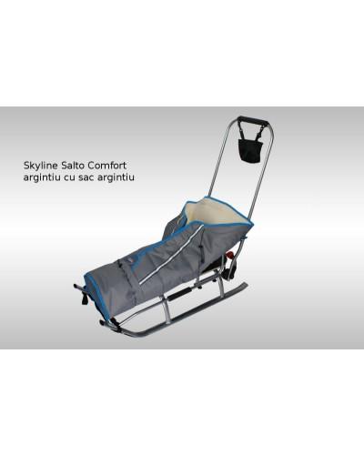 Saniuta din aluminiu Skyline Salto Comfort