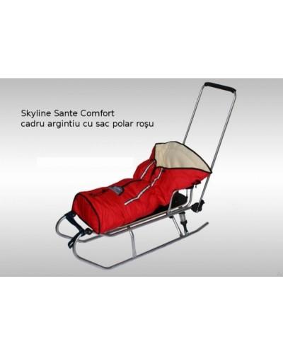 Saniuta pentru copii Skyline Sante Comfort