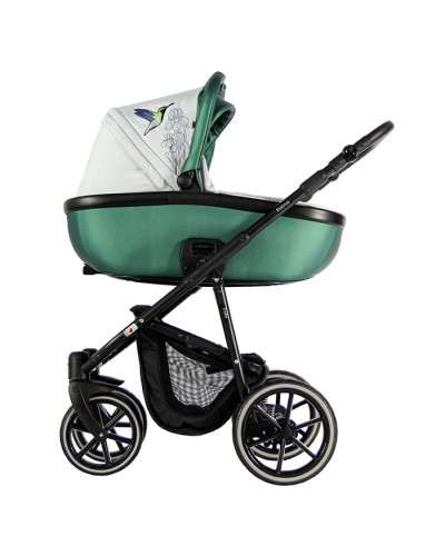Carucior 3 in 1 Toto Retrus Green Colibri