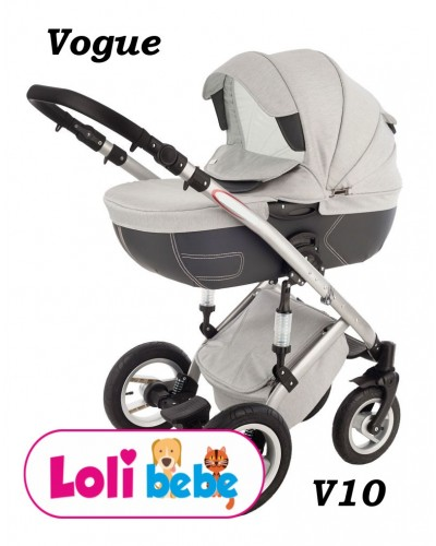 Carucior 3 in 1 Vogue Loli Bebe V10