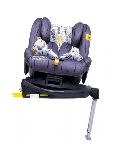 Scaun auto 0-36 kg Isofix Cosatto All in all Rotate Fika Forest