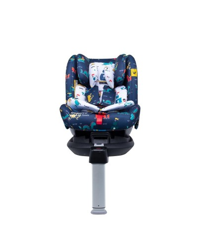 Scaun auto 0-36 kg Isofix Cosatto All in all Rotate Sea Monsters