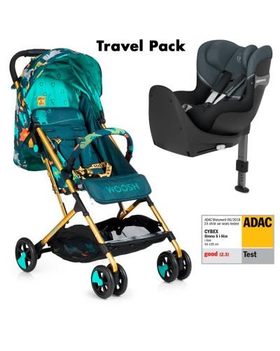 Cosatto Woosh 2 + Sirona S I-Size Travel Pack