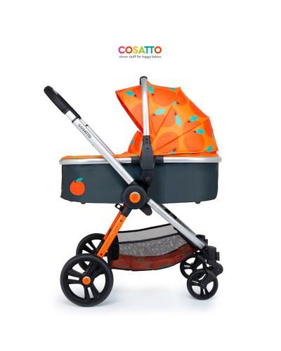 Carucior 3 in 1 Cosatto Wowee Go Orange